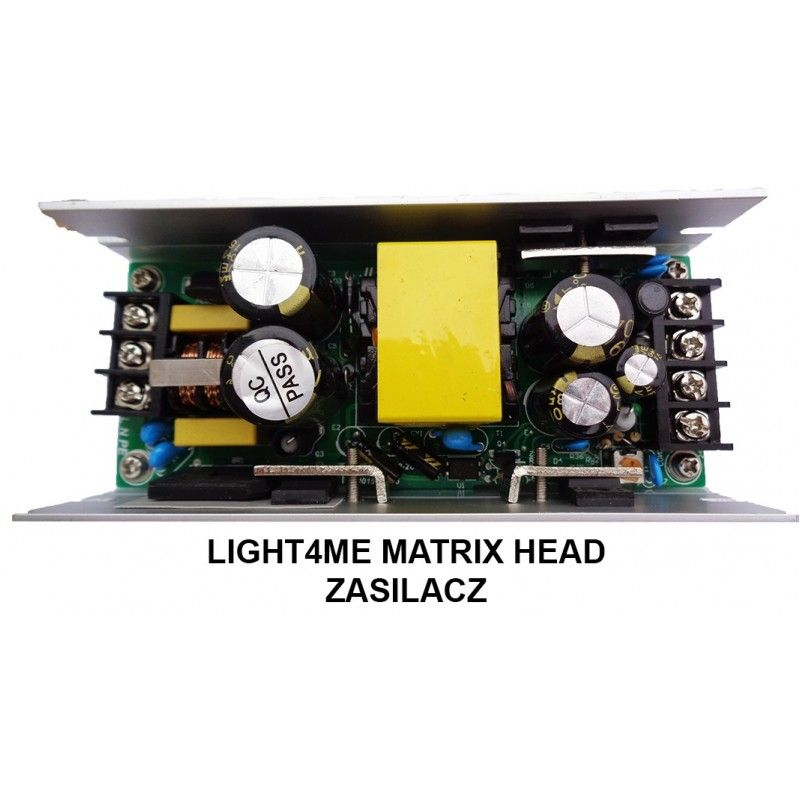 S. LIGHT4ME MATRIX HEAD ZASILACZ