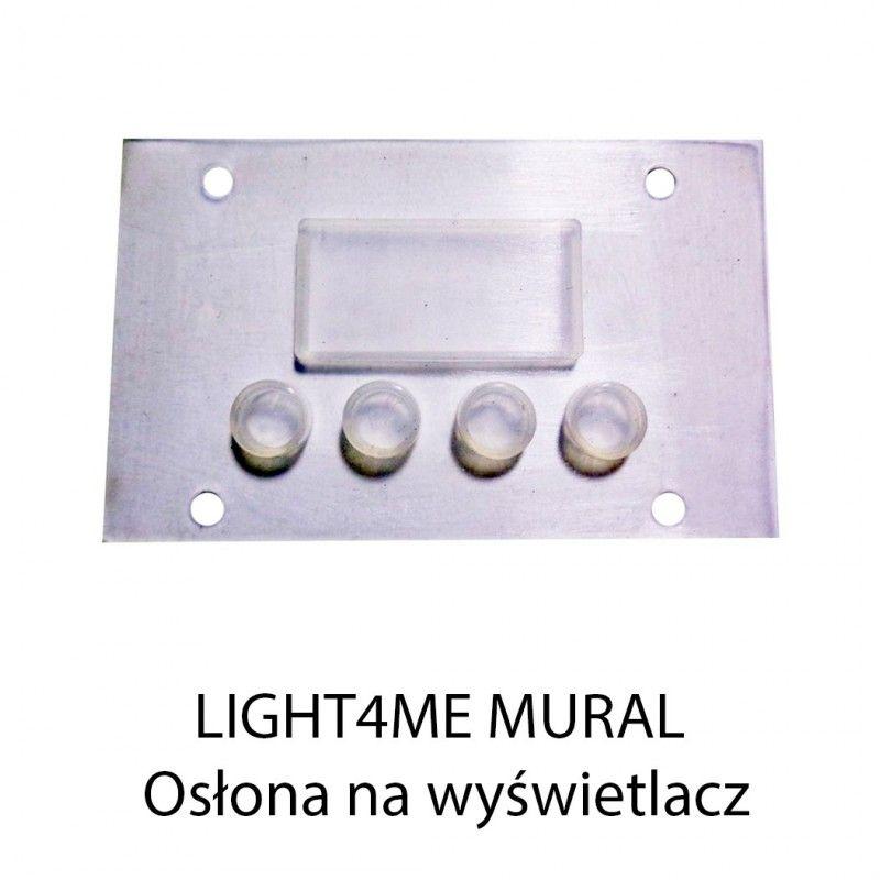S. LIGHT4ME MURAL OSŁONA NA WYŚWIETLACZ