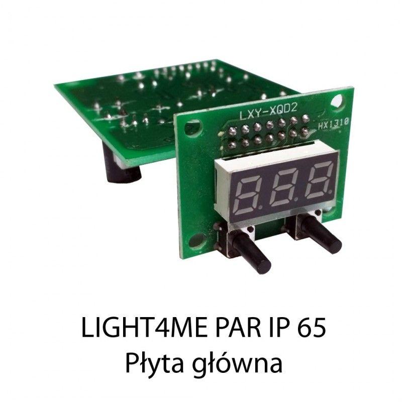 S. LIGHT4ME PAR IP 65 RGBW PŁYTA GŁÓWNA