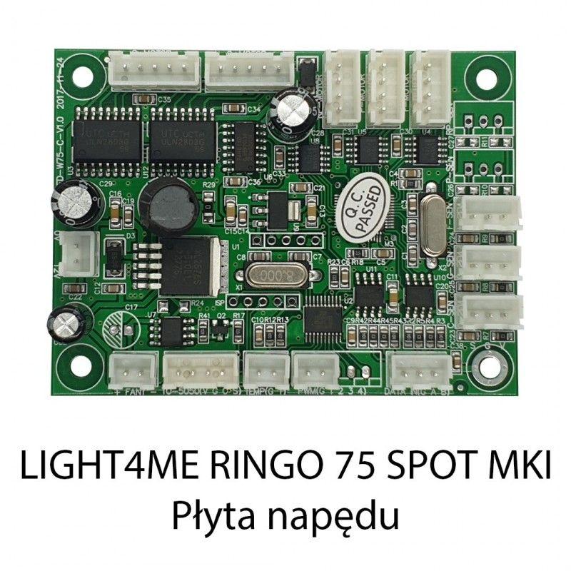 S. LIGHT4ME RINGO 75 SPOT MKI PŁYTA NAPĘDU