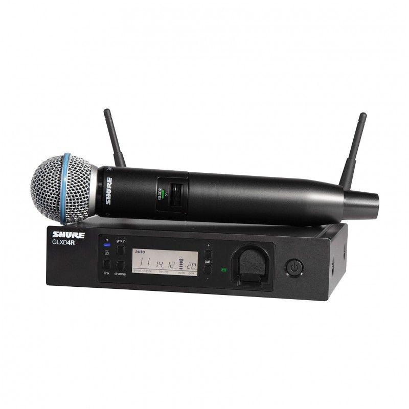SHURE GLXD24RE/Beta58 mikrofon bezprzewodowy