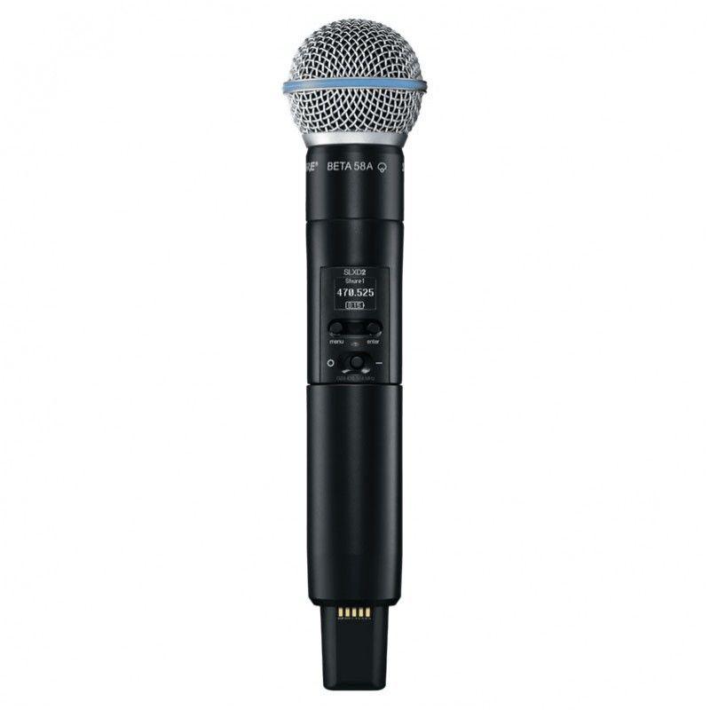 SHURE SLXD 2/B58-G59 mikrofon bezprzewodowy