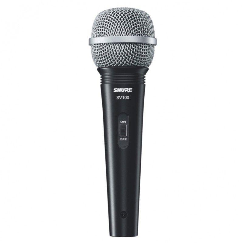SHURE SV 100 mikrofon dynamiczny wokalowy