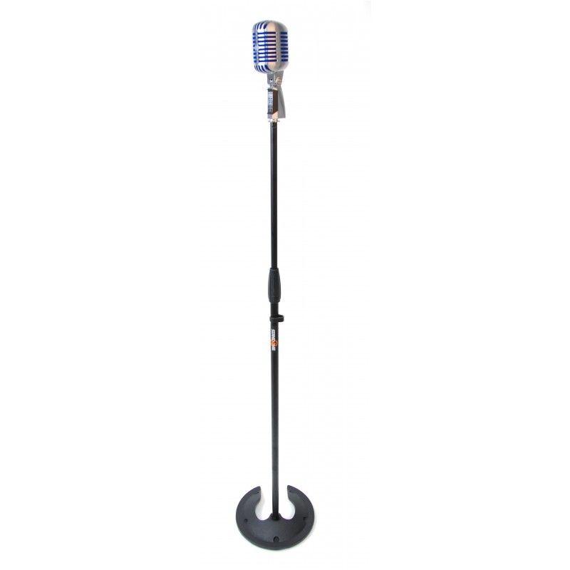STAND4ME MIC6 statyw mikrofonowy prosty okrągła podstawa