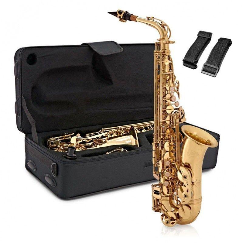 VIBE AS 100 saksofon altowy z futerałem zestaw SET