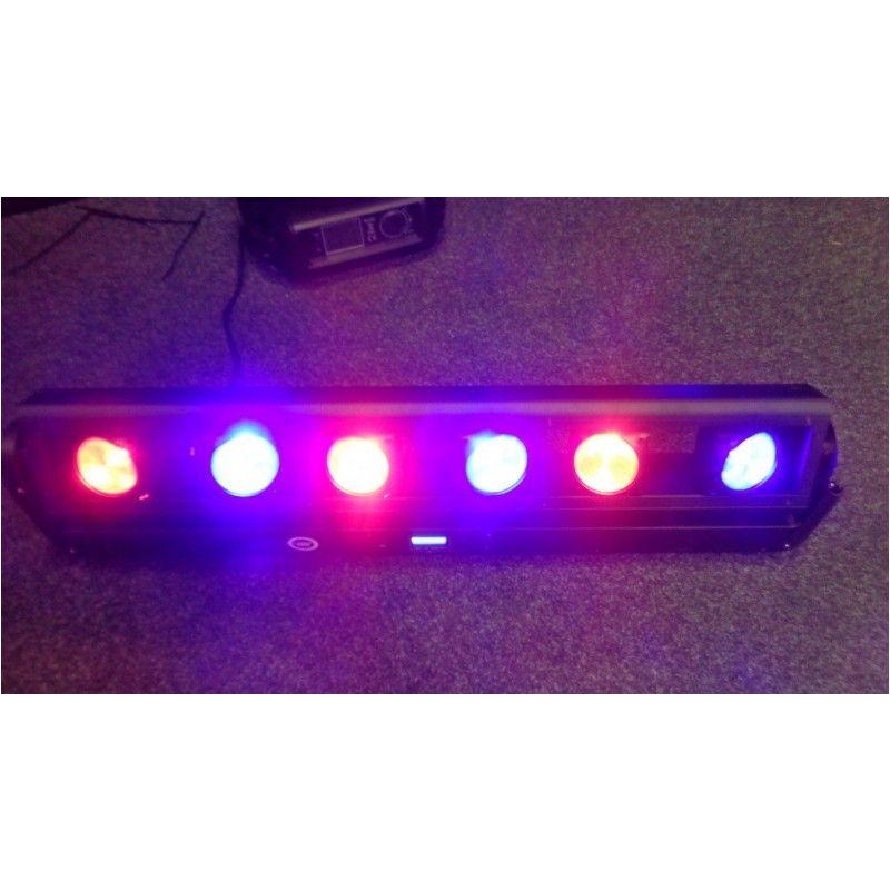 LIGHT4ME BEAM BAR 6x12W RGBW Używana