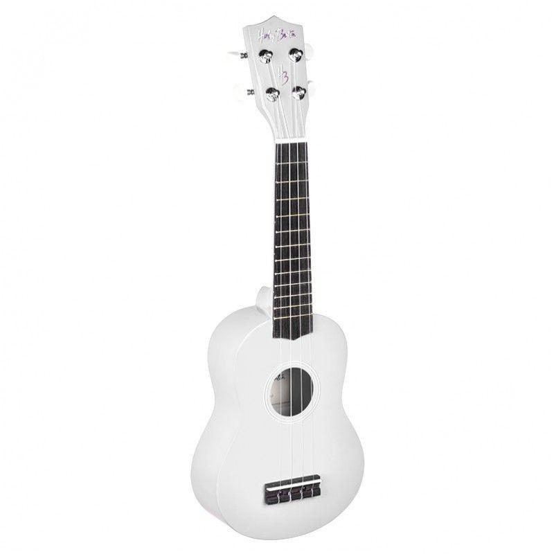 HARLEY BENTON UK 12 - białe ukulele sopranowe