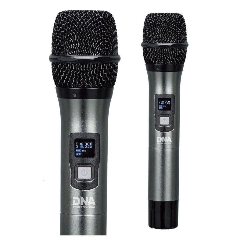 DNA VM - DUAL VOCAL MIC mikrofon do zestawu VM
