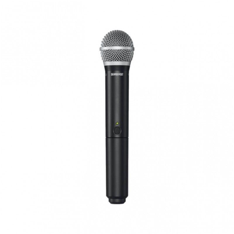 SHURE BLX288/PG58 mikrofon bezprzewodowy podwójny
