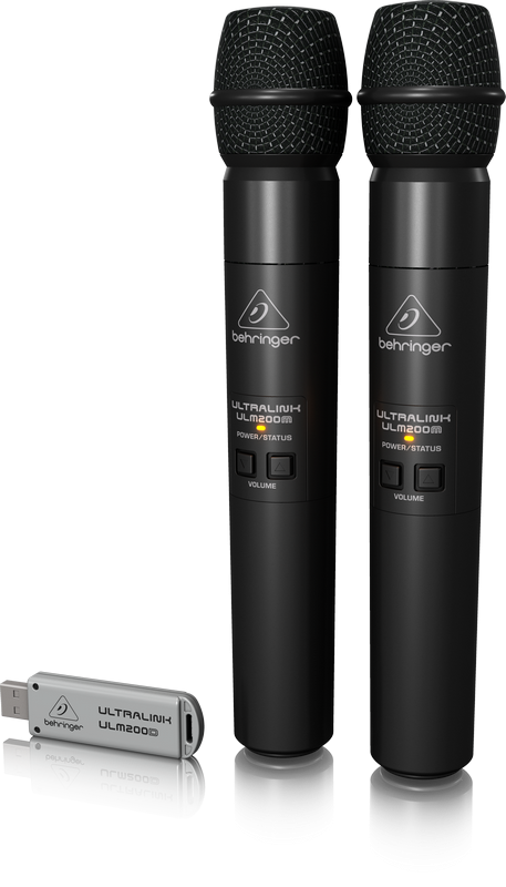 BEHRINGER ULM 202 USB bezprzewodowy mikrofon USB