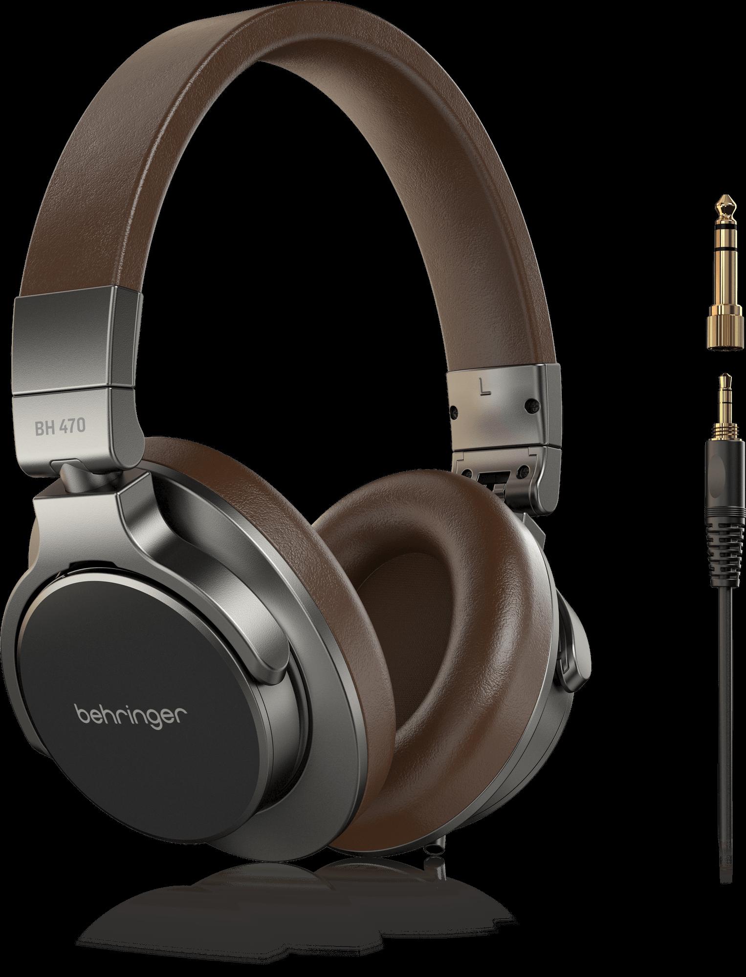 BEHRINGER BH 470 słuchawki studyjne monitorowe