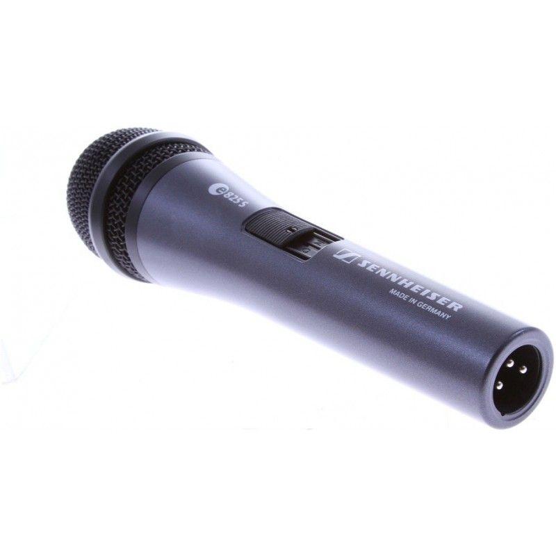SENNHEISER E 825 S mikrofon dynamiczny