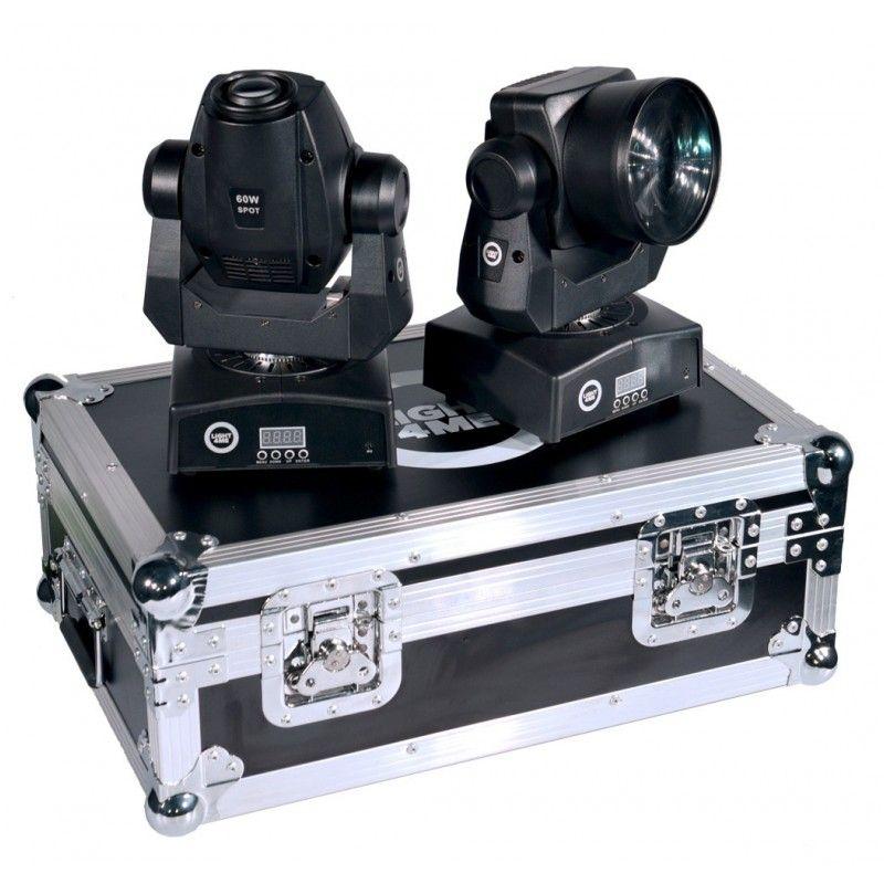 LIGHT4ME CASE NA 2 SZT SMART 60 BEAM /SPOT /PRISM