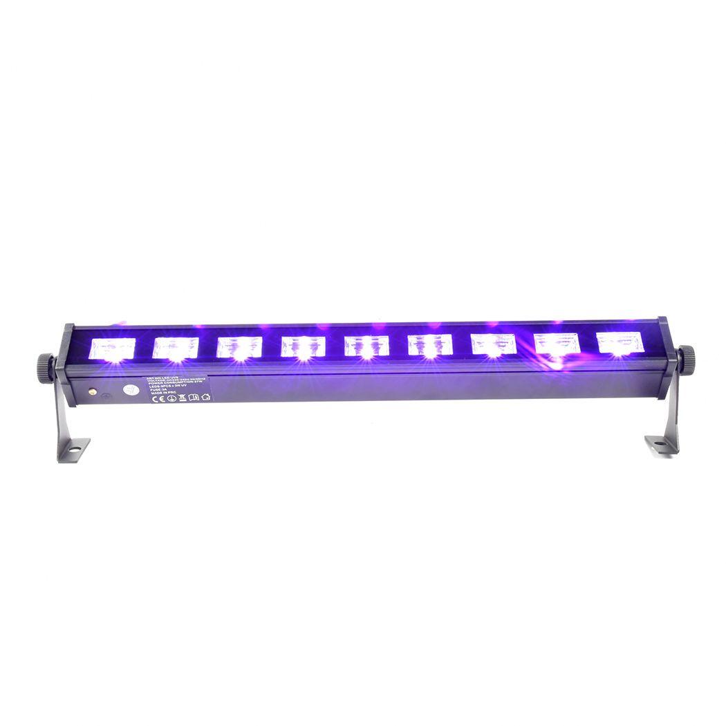 LIGHT4ME LED BAR UV 9 + WHITE - oświetlacz listwa