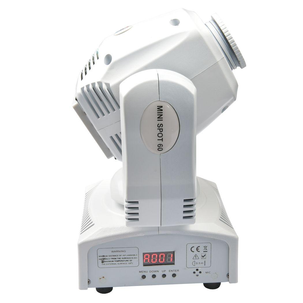 LIGHT4ME MINI SPOT 60 WH MKIII głowa spot LED