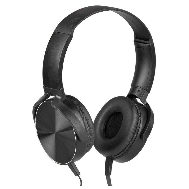 NN 450AP BLACK słuchawki nauszne zamknięte