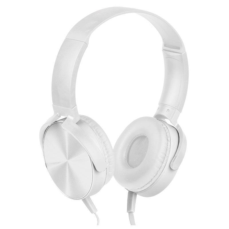 NN 450AP SILVER słuchawki nauszne zamknięte