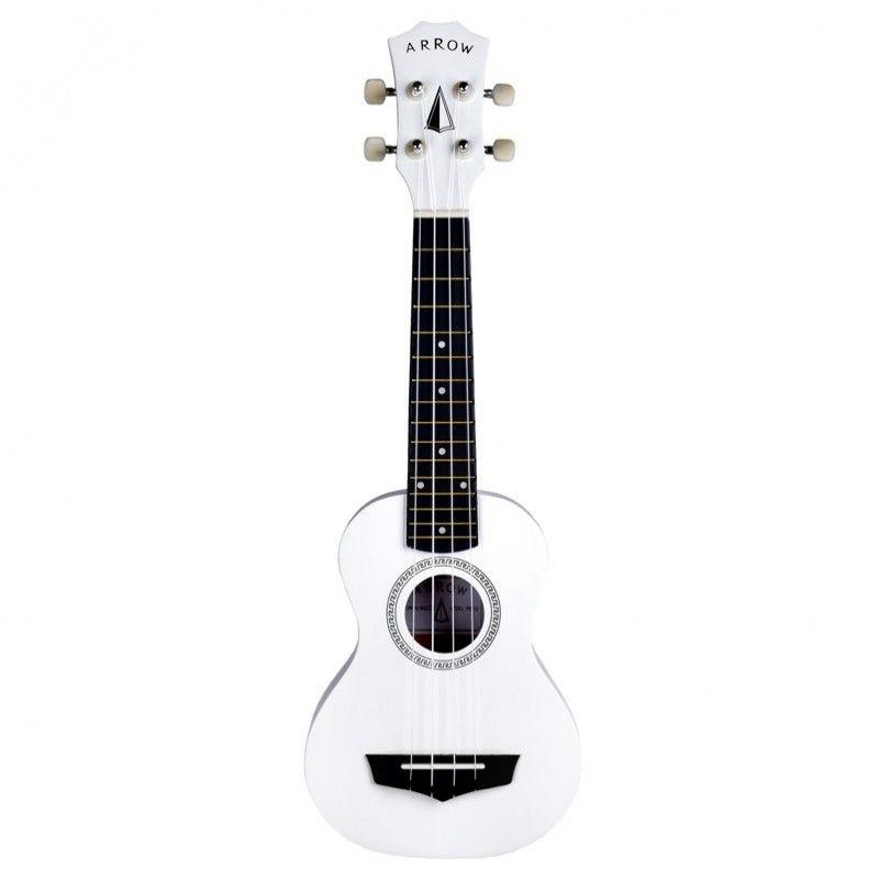 ARROW PB10WH WHITE ukulele sopranowe + pokrowiec