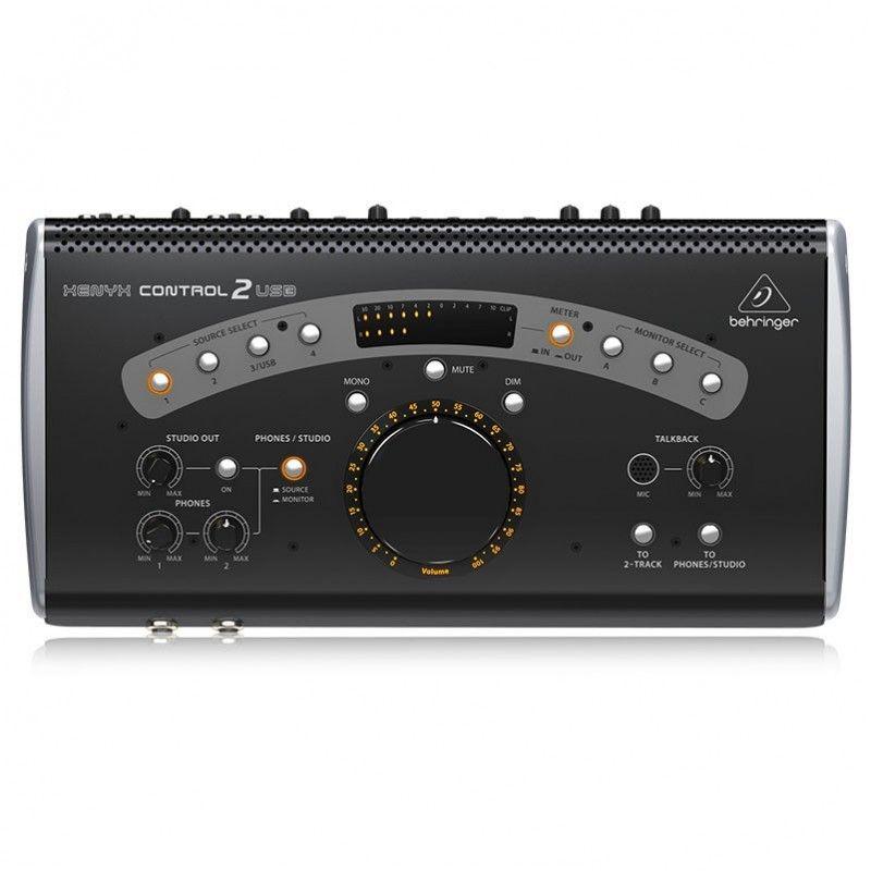 BEHRINGER XENYX CONTROL 2 USB kontroler monitorów
