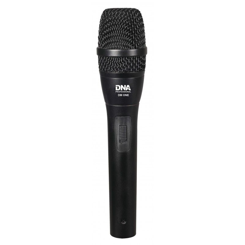 DNA DM ONE mikrofon wokalowy + przewód 5 m