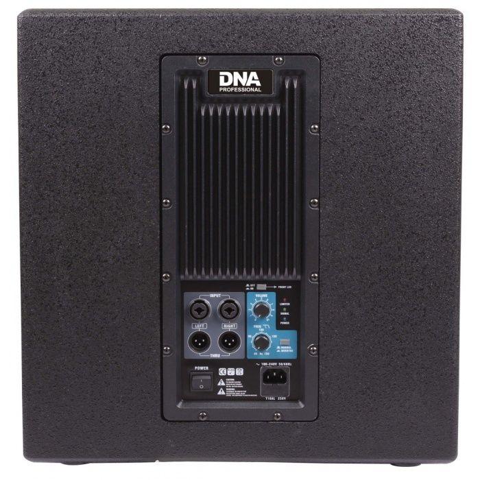 DNA DPS-15 subwoofer aktywny estradowy 1000W RMS