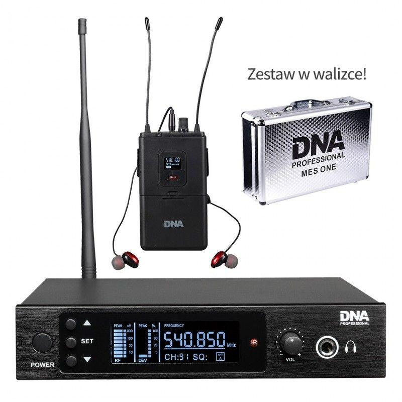 DNA IN-EAR douszny odsłuch bezprzewodowy monitor