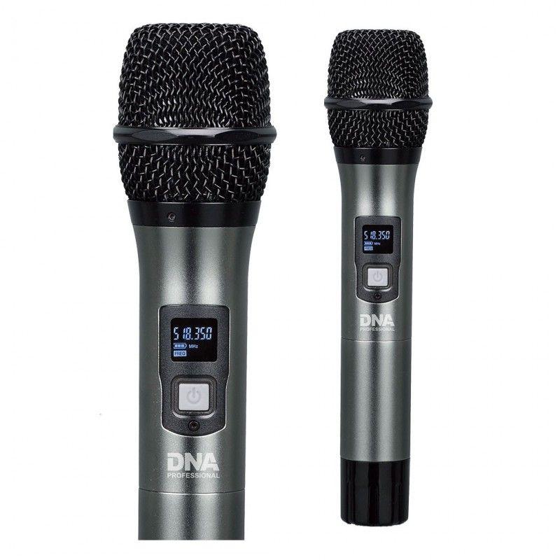 DNA RV-4 MIX zestaw bezprzewodowych mikrofonów
