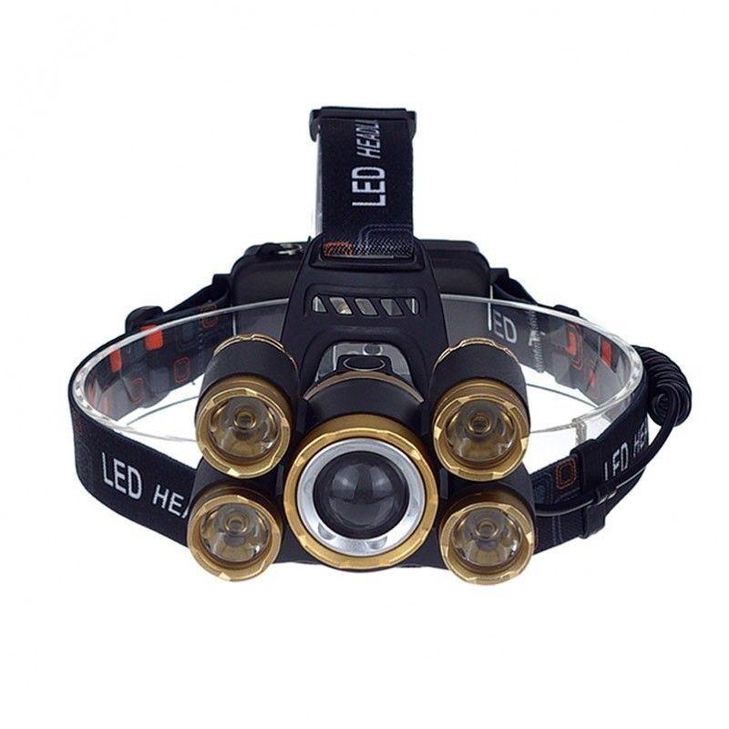 NN LH5 latarka lampka czołówka LED akumulatorowa