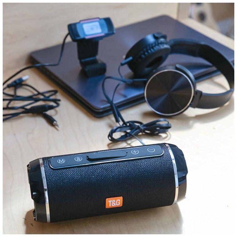 NN TG116 BLACK bezprzewodowy głośnik Bluetooth