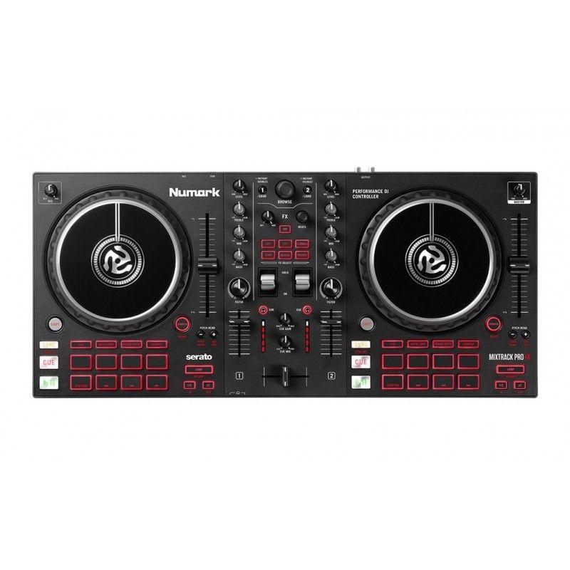 NUMARK MIXTRACK PRO FX kontroler konsola DJ Serato