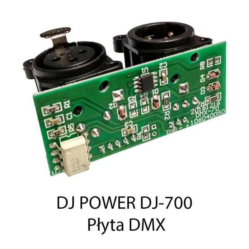 S. DJ POWER DJ-700 płyta DMX