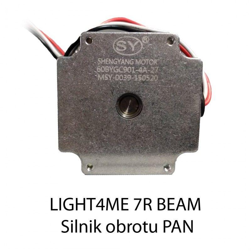 S. LIGHT4ME 7R BEAM SILNIK OBROTU PAN