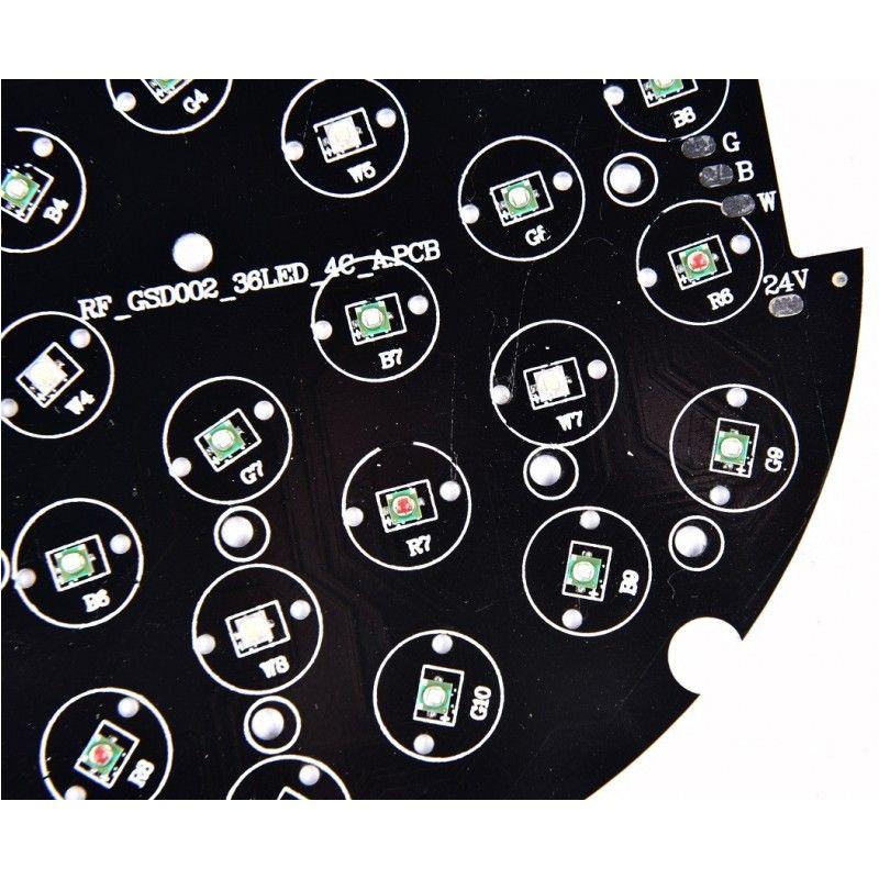 S. LIGHT4ME BEAM 36 x 3W RGBW LED MK 2 PŁYTA LED