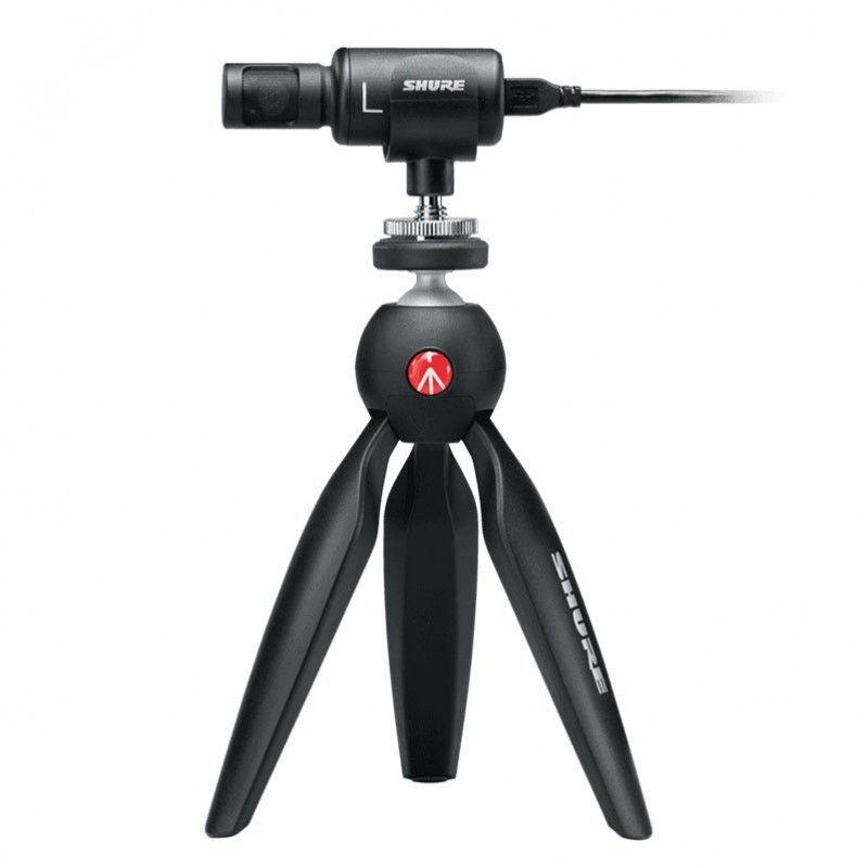 SHURE MV88+ VIDEO KIT mikrofon do smartfona zestaw