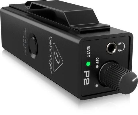 BEHRINGER POWERPLAY P2 wzmacniacz słuchawkowy