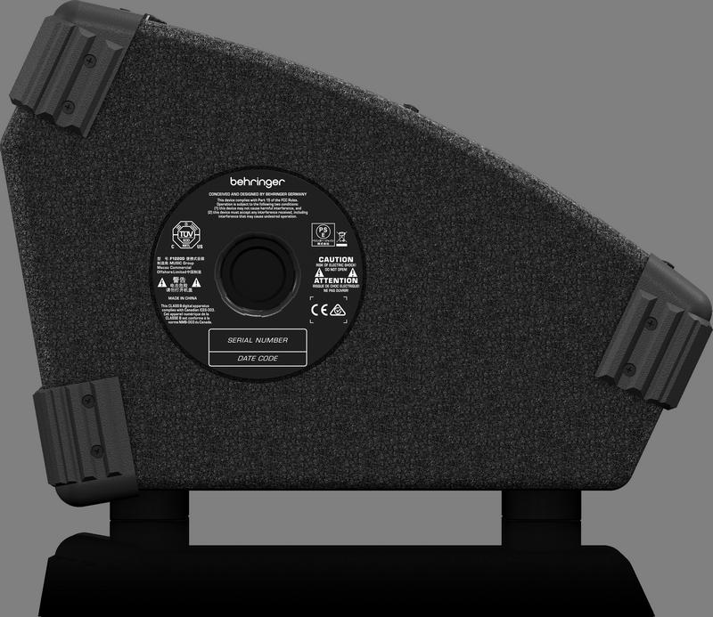 BEHRINGER F1220D aktywny monitor sceniczny