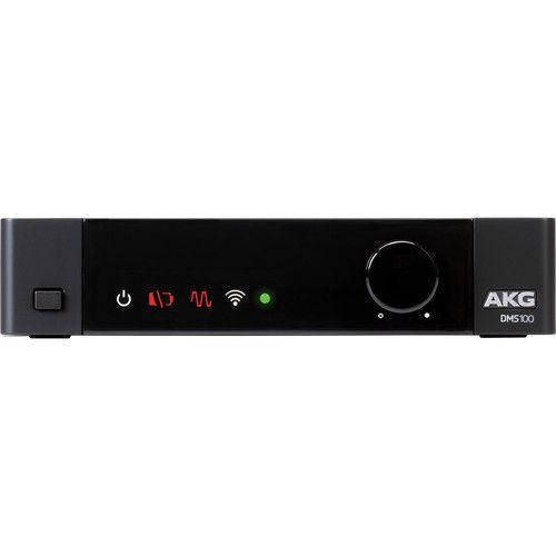 AKG DMS100 VOCAL SET system bezprzewodowy do ręki