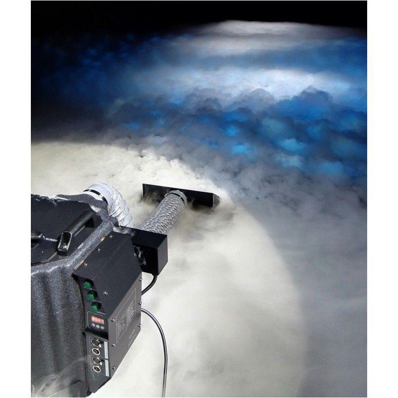 EVOLIGHTS by DJ POWER X1 DMX wytwornica dymu