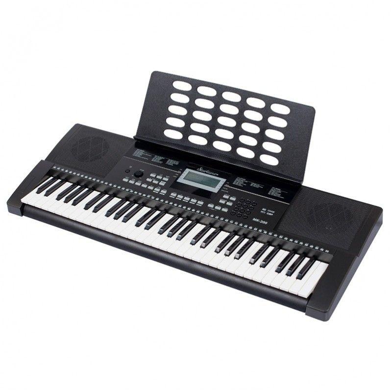 STARTONE MK 200 keyboard do nauki gry na pianinie