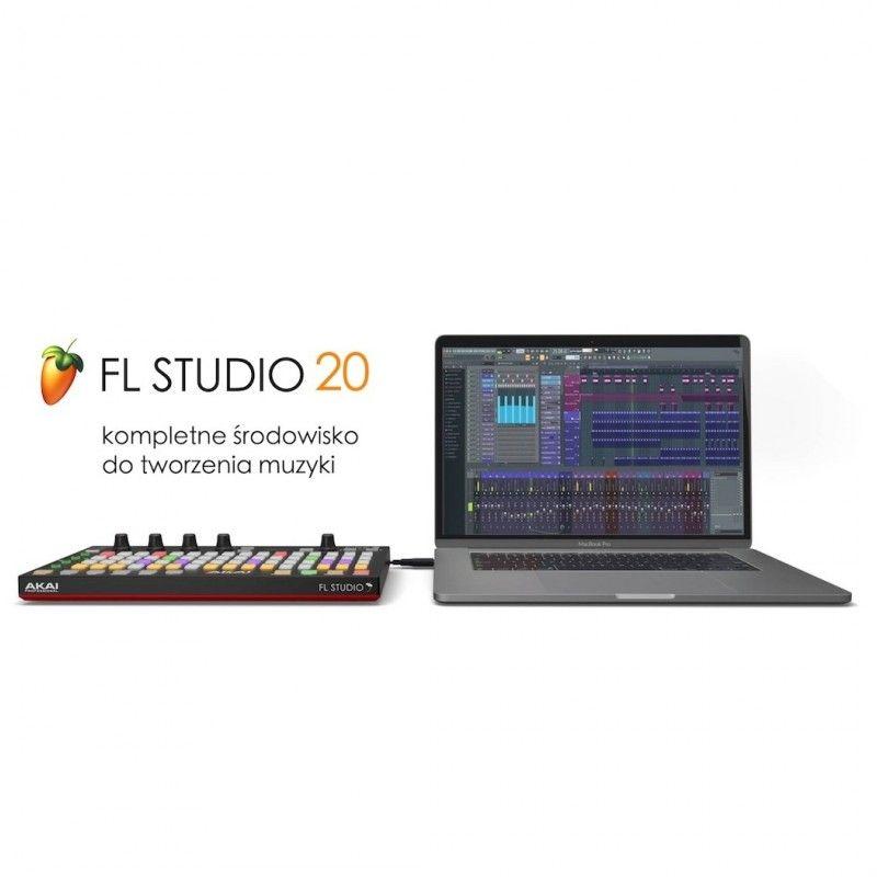 FL STUDIO 20 FRUITY program do tworzenia muzyki