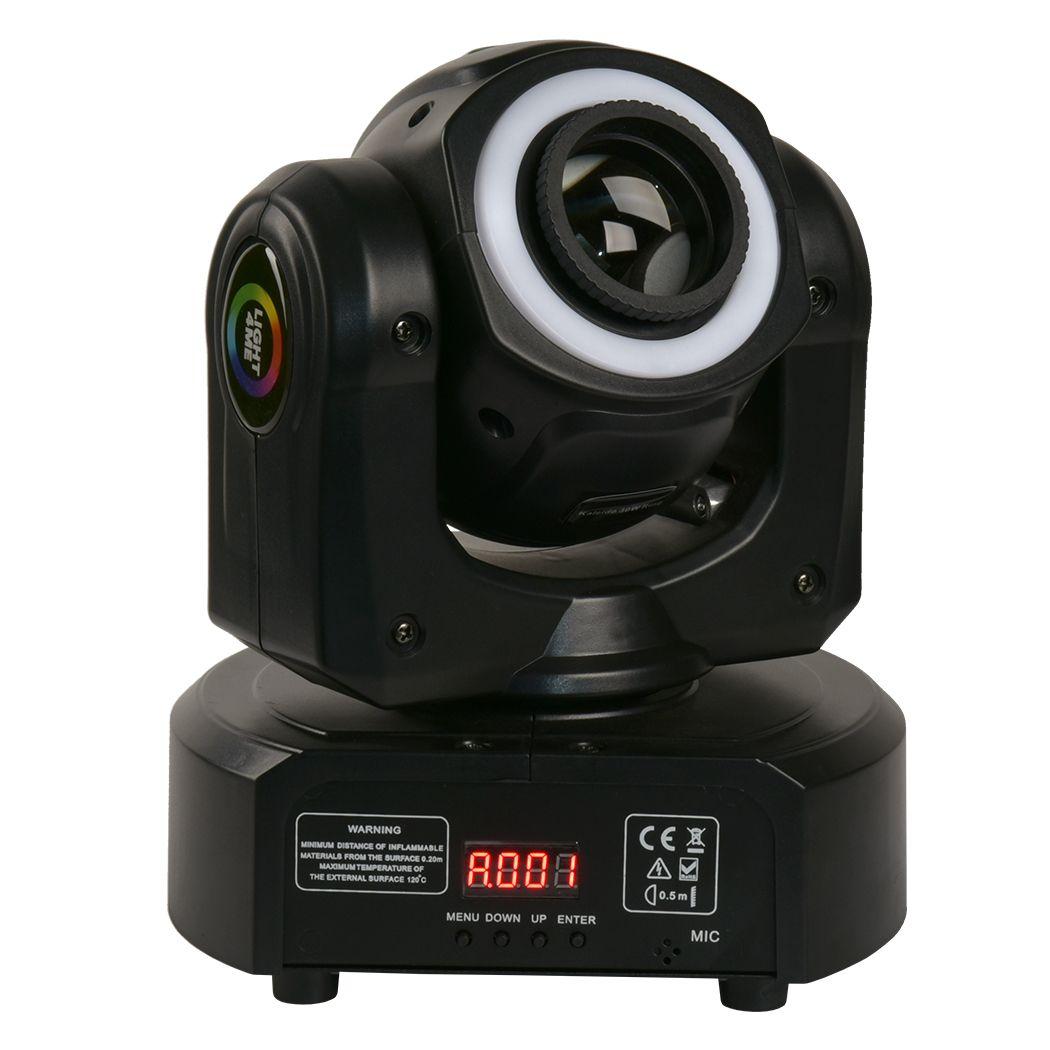 LIGHT4ME MINI SPOT 30 RING KALEIDO głowa spot LED