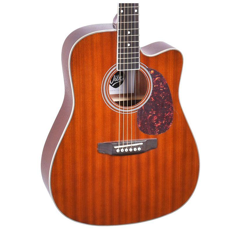 VIBE VA741C gitara akustyczna 4/4 dreadnought