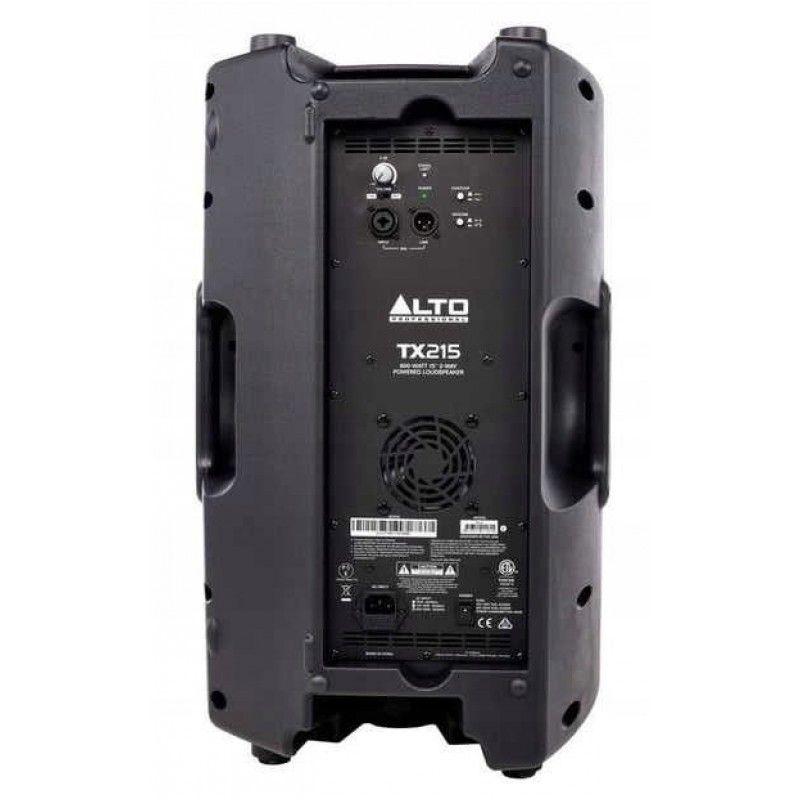 ALTO TX 215 przenośna kolumna aktywna odsłuch