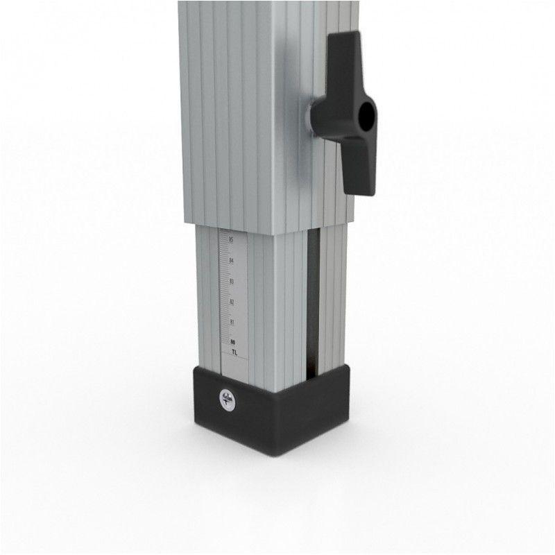 ALUSTAGE TLE-04 noga pod podest sceniczny 40 cm
