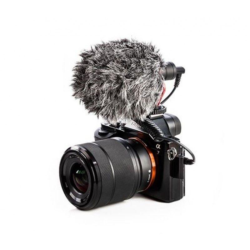 BOYA BY-MM1 lekki mikrofon kamera aparat smartfon