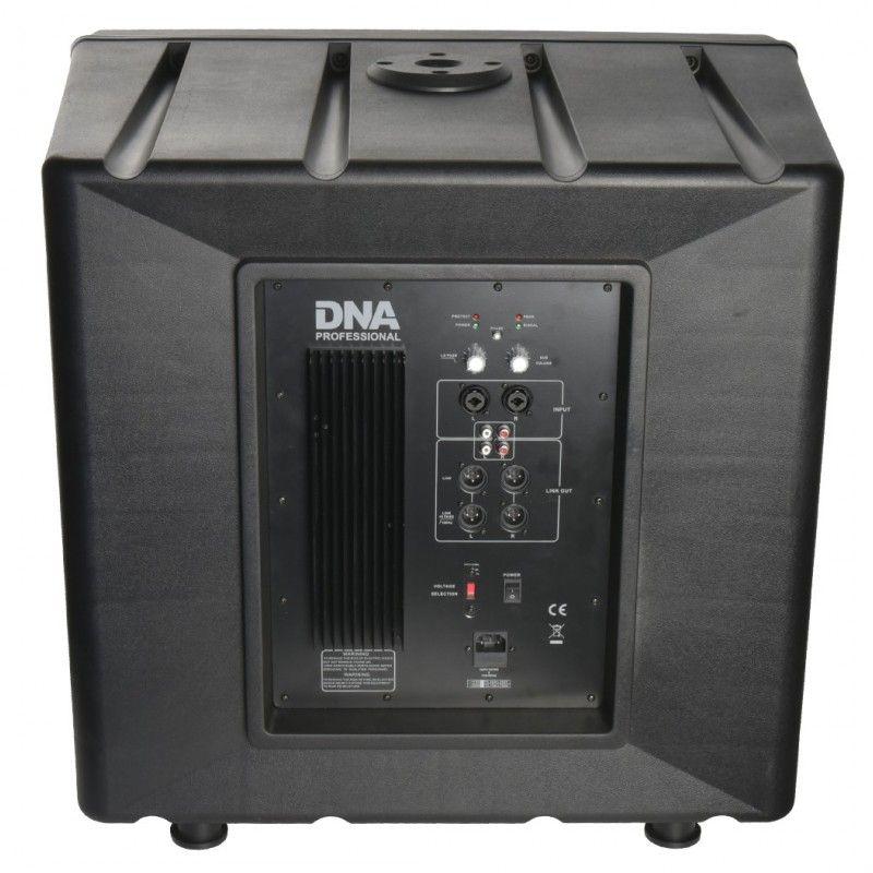 DNA BLS-18 subwoofer aktywny POWYSTAWOWY