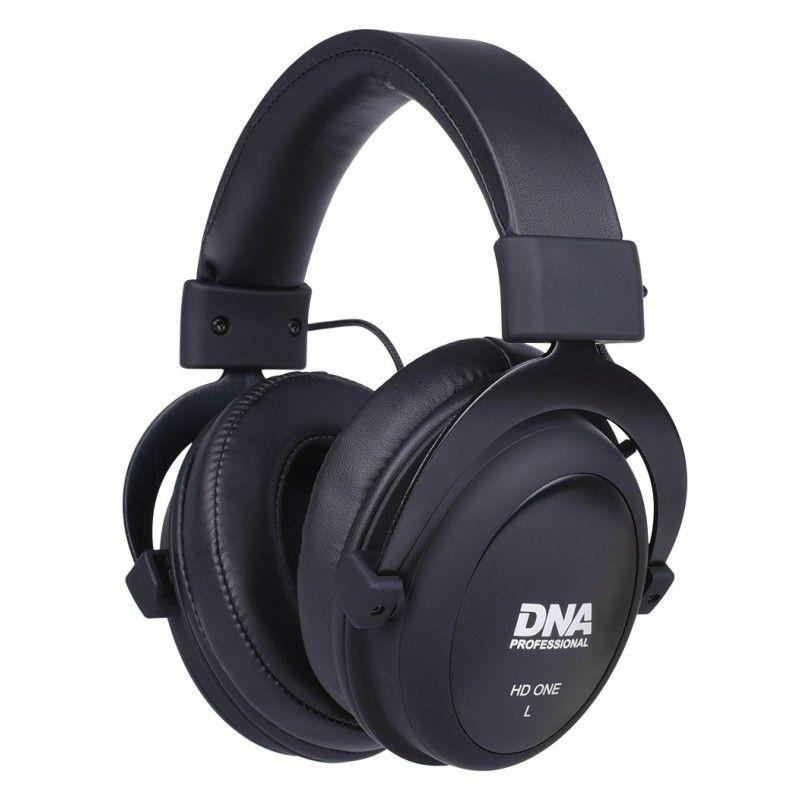 DNA HD ONE słuchawki studyjne wokółuszne zamknięte