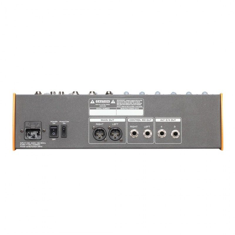 DNA ME-10FX mikser audio - 10 kanał USB Bluetooth