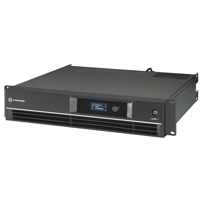 DYNACORD L1800FD 2-kanałowy wzmacniacz mocy 2x950W