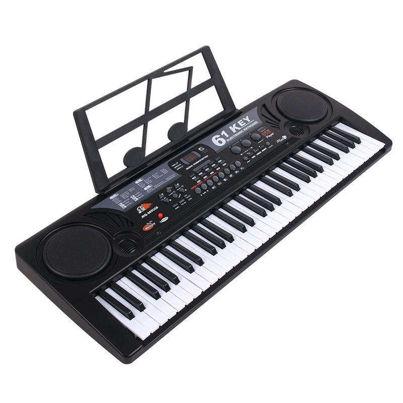 MQ 809 USB KEYBOARD klawisze organy z mikrofonem dla dzieci